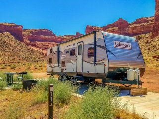 Hite RV Camping Rental