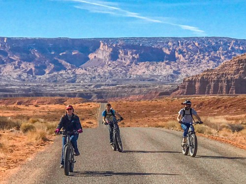 Lake Powell Mountain Bike Rental