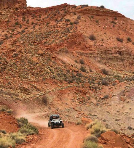 OHV Trails Lake Powell Utah