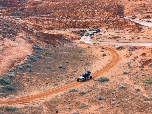 Trail Side By Side